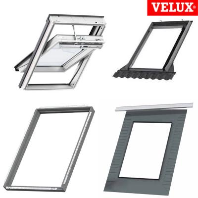 Velux ggu elettrica vetrata energy promozione for Velux 78x98 prezzo