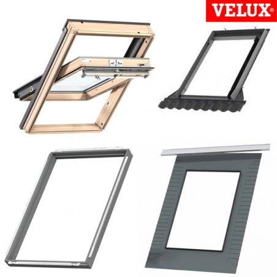 Promozione velux ggl manuale vetrata 68 energy for Velux 78x98 prezzo