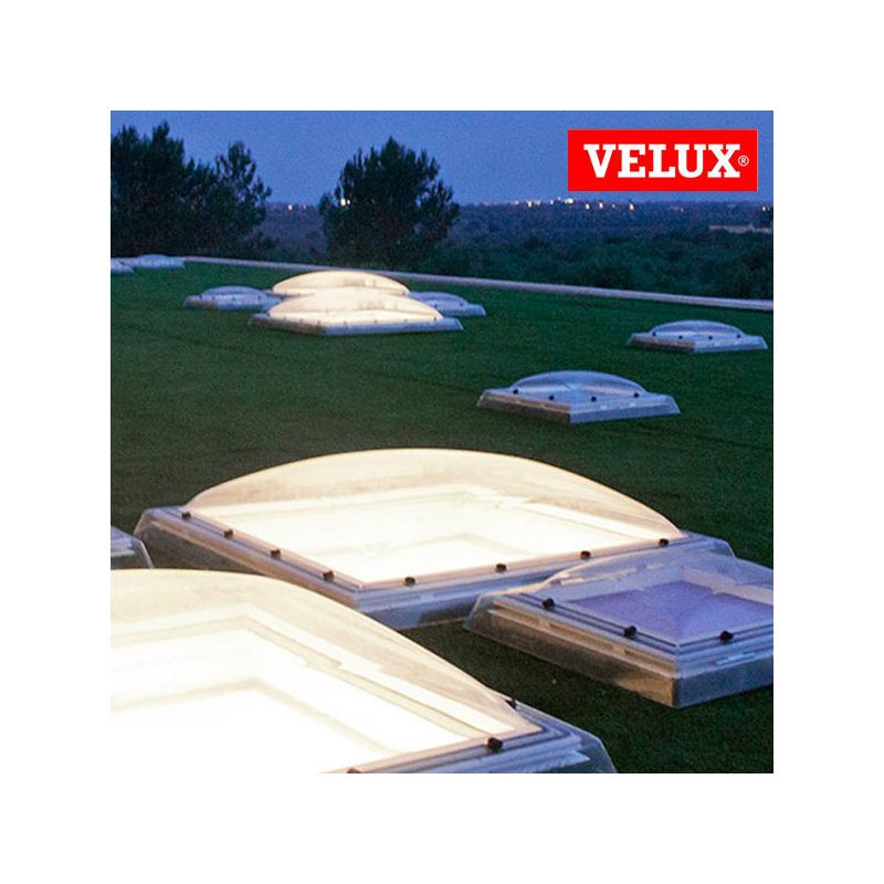 Velux finestra cvp 0673qv integra elettrica con cupolino isd for Prezzo velux integra