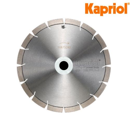 Disco Kapriol Zenith 3D F-LGS-SIL  il taglio di granito, cemento,cemento armato. In vendita al miglior prezzo.