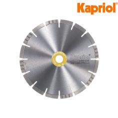 Kapriol Whisper Disco universale per il taglio di diversi materiali:laterizio, cemento armato. In vendita al miglior prezzo