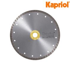 KAPRIOL Disco DS 145T universale per il taglio di diversi materiali: granito, cemento, laterizio.