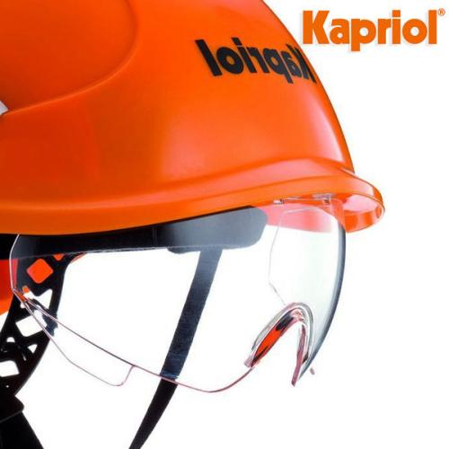 Occhiale retrattile per casco Airkap