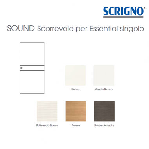 Anta Comfort Sound per Essential singolo