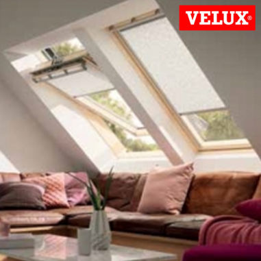 VELUX ROP tenda combinata a rullo...