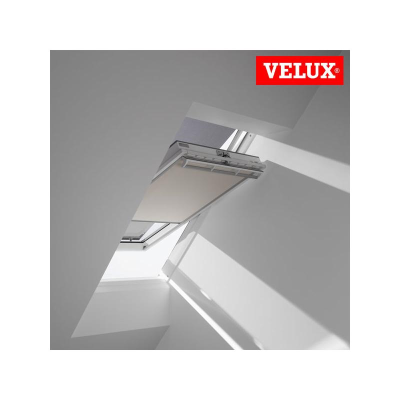 Velux rof tenda combinata manuale for Tenda elettrica velux