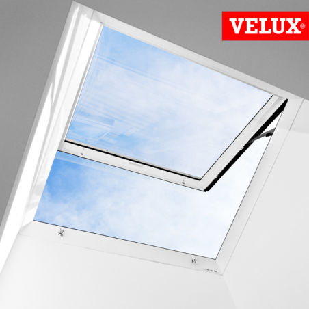 velux finestra cvp 0573u integra elettrica con cupolino isd. Black Bedroom Furniture Sets. Home Design Ideas