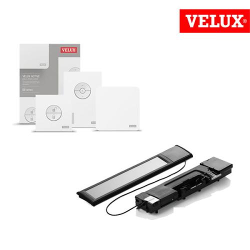 VELUX KIX S20008 VELUX ACTIVE + 3 KSX...