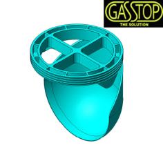 Gasstop Valvola antiriflusso
