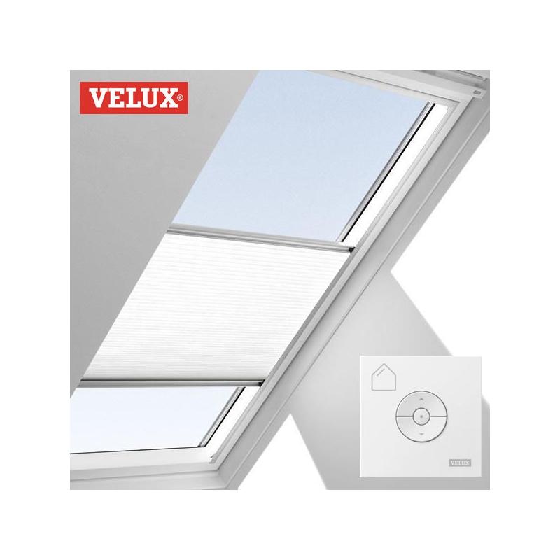 Velux fml tenda plissettata elettrica for Velux 78x98 prezzo