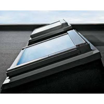 Raccordo velux ecx per tetti piani for Velux finestre tetti piani