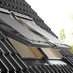 Tenda esterna VELUX MSL 5060 solare elettrica