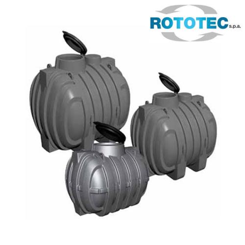 Rototec Cisterna Serbatoio Da Interro Lt 10000
