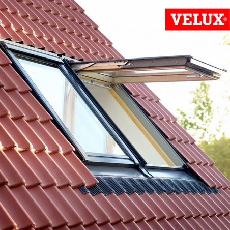 Velux gpl finestra a vasistas manuale for Finestre velux misure