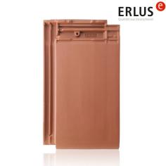 Tegola Erlus linea rosso sinterizzato vendita online al miglior prezzo, acquisto e importazione italia.