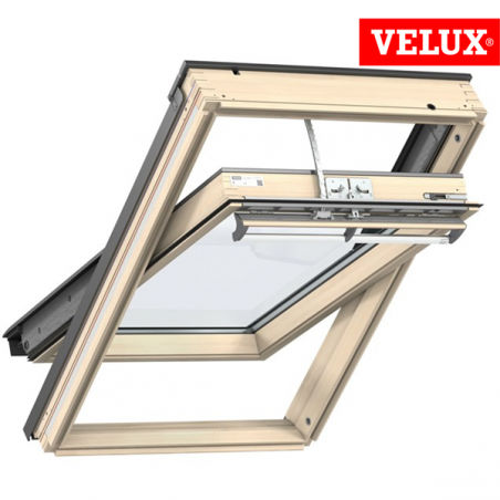 velux ggl finestra integra solare per tetti. Black Bedroom Furniture Sets. Home Design Ideas