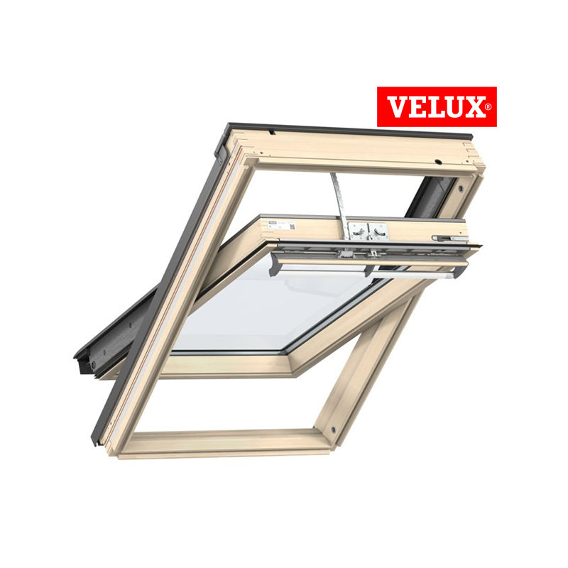 store velux ggl 1 store occultant velux rideau occultant. Black Bedroom Furniture Sets. Home Design Ideas