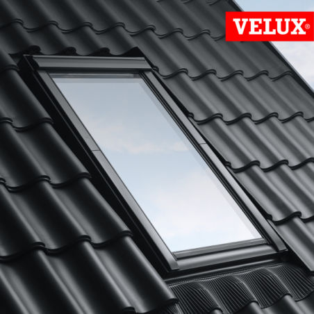 velux ggu finestra manuale a bilico per tetti. Black Bedroom Furniture Sets. Home Design Ideas
