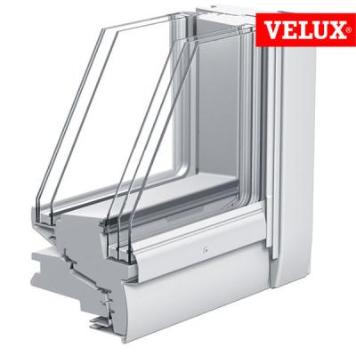 VELUX GGU 008230 finestra certificata casa passiva, doppie vetrate, massimo risparmio.