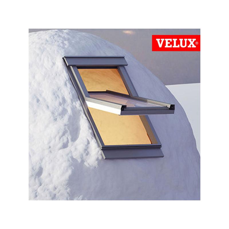 Velux ggu 008230 finestra certificata casa passiva for Velux 78x98 prezzo
