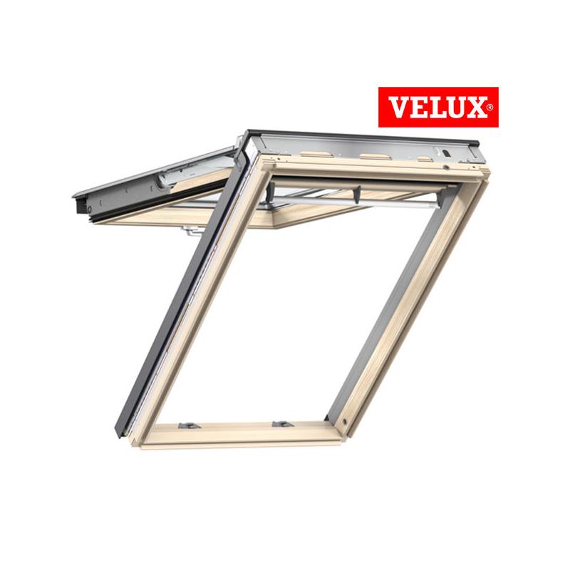 Velux gpl finestra a vasistas manuale - Controtelaio finestra prezzo ...