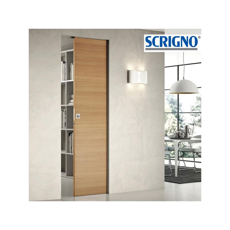 SCRIGNO Essential 145 Scorrevole Intonaco Singolo
