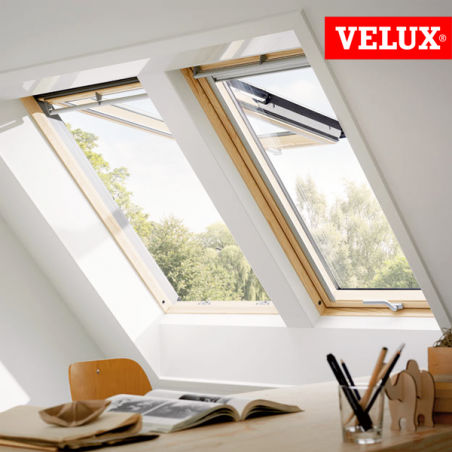 velux gpl finestra a vasistas manuale. Black Bedroom Furniture Sets. Home Design Ideas