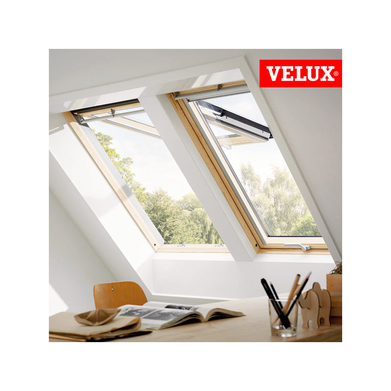 Velux gpl finestra a vasistas manuale - Finestra a vasistas ...