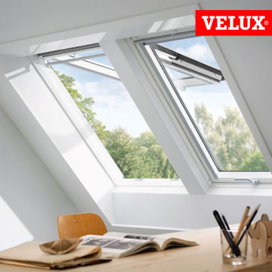 velux gpu finestra a vasistas manuale. Black Bedroom Furniture Sets. Home Design Ideas