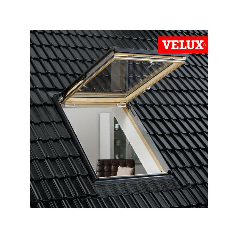 Velux gtl gtu finestre per linea vita for Finestre velux elettriche prezzi