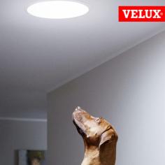 Velux kux 110 eu centralina for Velux tetti piani