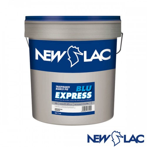 New Lac Blu Express Pittura Traspirante