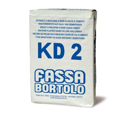 FASSA KD2 Intonaco di fondo