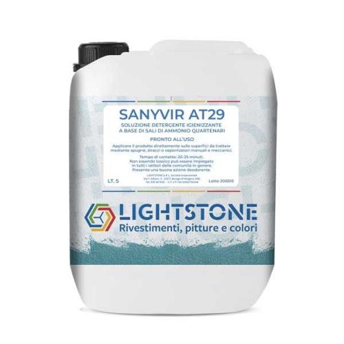 Sanyvir at29 sanificante ambienti vendita online