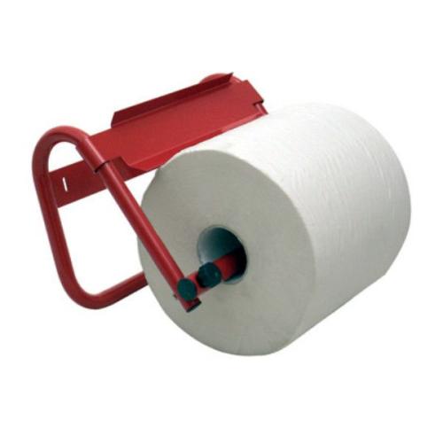 Supporto a muro per bobine di carta