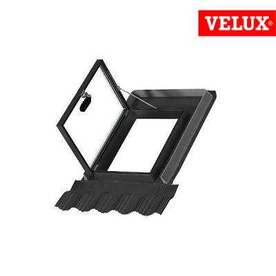 VELUX superlucernario GVT per coperture e accesso tetto, apertura a libro, prezzo costo sconto