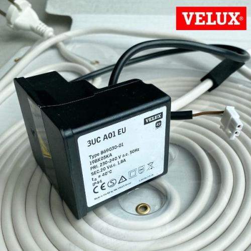 VELUX 3UC A01 trasformatore Integra...