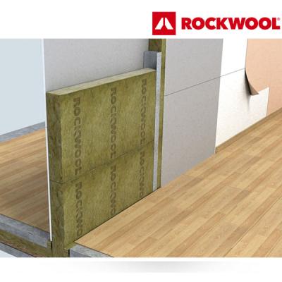 Rockwool pannello 211 compresso lana di roccia for Lana di roccia leroy merlin