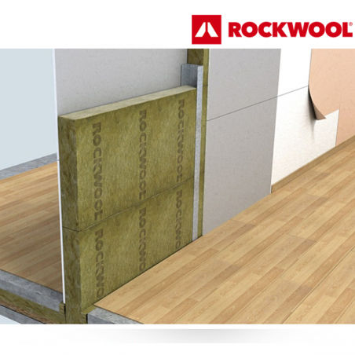 Rockwool acoustic 225 plus lana di roccia for Carriola leroy merlin