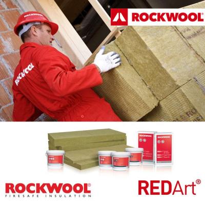 RED art di rockwool, posa in opera, cappotto, computo metrico, ecommerce, online, professionisti,