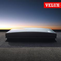 Cupolino ISD 1093 vetro curvo temperato autopulente per CVP e CFP di VELUX.