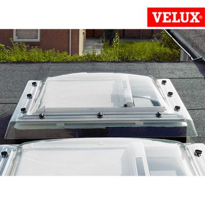Velux msg 6090wl tenda esterna parasole for Velux finestre per tetti piani