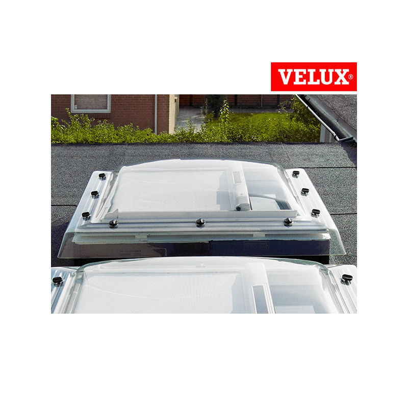 Velux msg 6090wl tenda esterna parasole for Finestre velux fisse