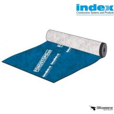 Index Fonostop duo isolante acustico per pavimenti, prezzo al rotolo da 1,05x10 metri.