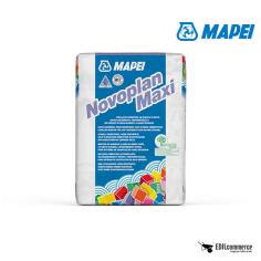 MAPEI Novoplan Maxi il livellante cementizio ad elevata fluidità , specifico per pavimentazioni riscaldanti-raffreddanti.