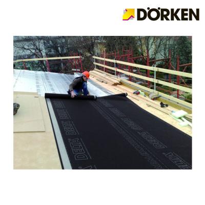 DORKEN DELTA-EXXTREAM. Membrana impermeabile altamente traspirante. Prezzo al rotolo 40 m x 1.5 m.