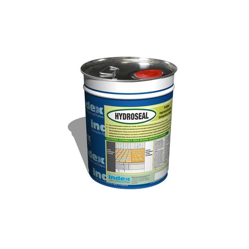 Index Hydroseal impermeabilizzante idropellente