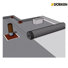 DORKEN DELTA RADONSPERRE Protezione e barriera all'umidità di risalita e al gas radon al miglior prezzo!