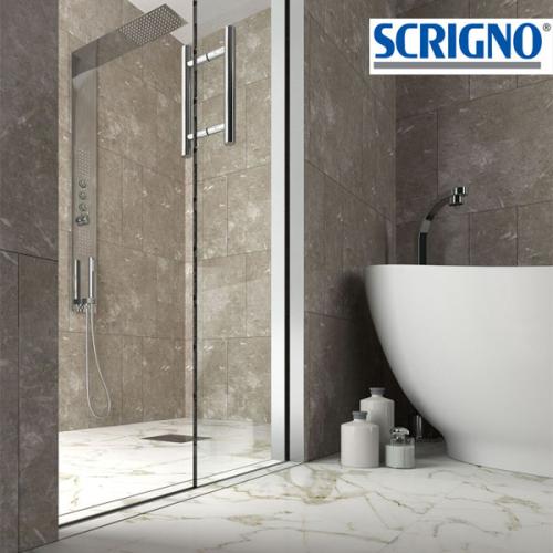 SCRIGNO Essential Soluzione Doccia la porta scorrevole interno muro per box doccia al miglior prezzo!