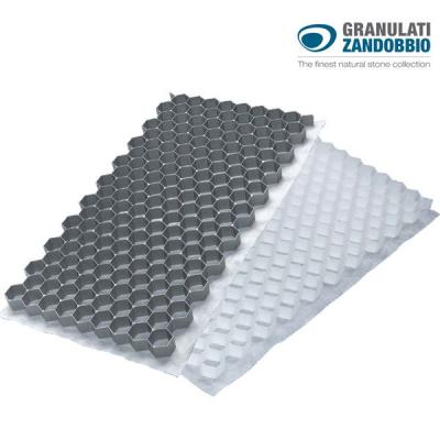 Gravelfix pro, pavimentazione drenante, salvaghiaia, pavimento ghiaia, granulati zandobbio, pavimentazione alveolare.